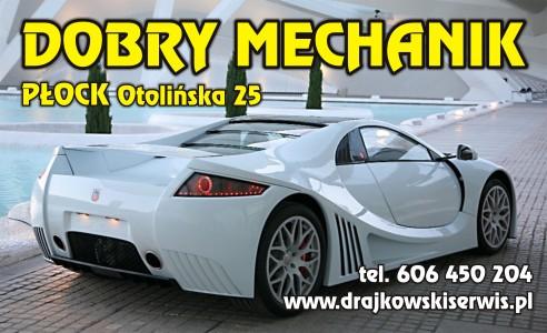 Mechanik Samochodowy Płock