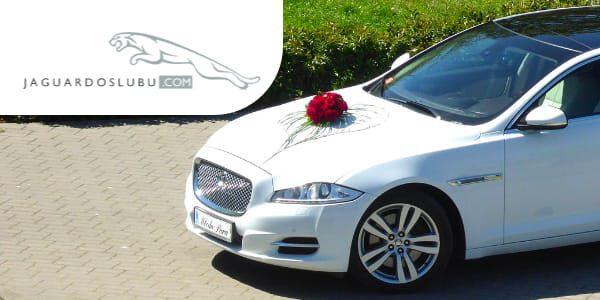 Jaguar do ślubu Płock