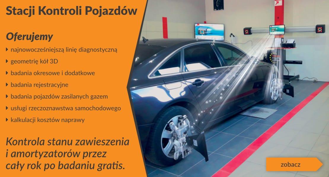 stacja kontroli pojazdów Płock