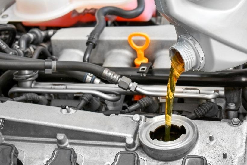 Oleje samochodowe Płock