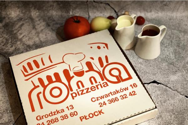 Co dziś na obiad? Pizza z Pizzerii Roma