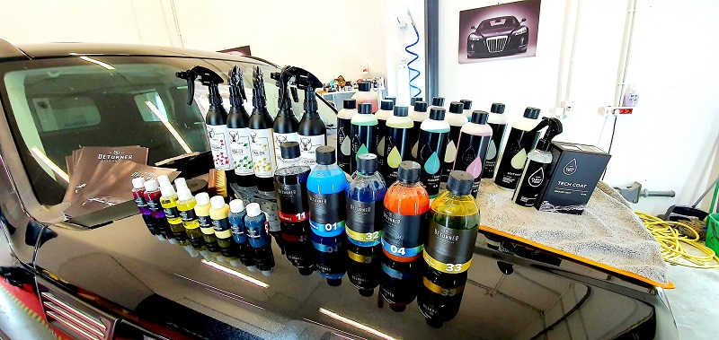 kosmetyki samochodowe Płock