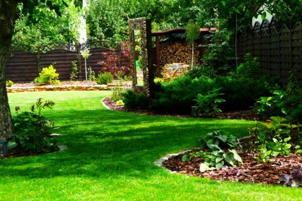 Idealnie skrojony ogród