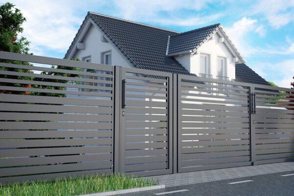DEES idealne ogrodzenia, bramy, furtki